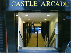Castle Arcade was a challenging project that rejuvenated Castle Street. Carefully co-ordinated construction and constant liaison with the occupants of over one hundred apartments and adjacent businesses ensured inconvenience was avoided.
