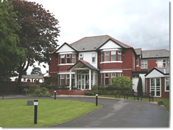 Extension of Caerleon Nursing Home